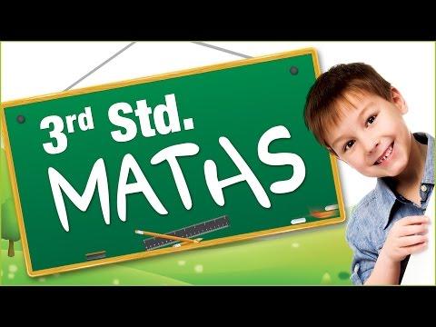 Mathematics For Class 3 | Learn Maths For Kids | Maths Made Easy | Math's For Class 3