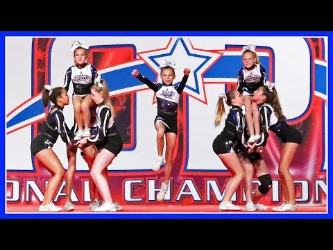 HOW DOES KAYLA'S TEAM DO IN THE CHEER NATIONALS? | DAY 2 THE FINALE!