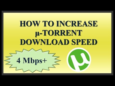 HOW TO ADD TRACKERS TO TORRENT (HOW TO) || To increase downloading speed ||