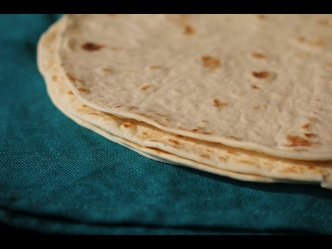 How To Make Tortillas - Homemade | Dominos Cheese Burst Pizza Part 3 | Easy recipe
