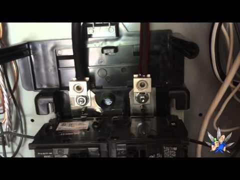 how i install 20amp 220v breaker USA for ideal air mini split   4kUHD
