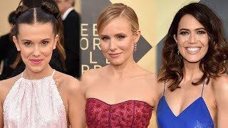 10 BEST Dressed Celebs At 2018 SAG Awards