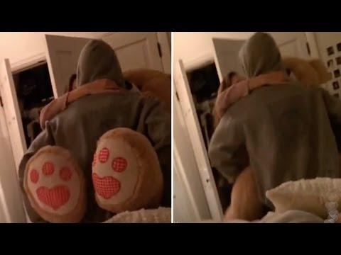 Maddie Ziegler CAUGHT Kissing And Hugging Her Boyfriend