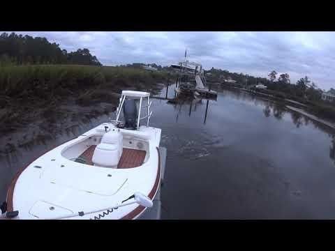 Topwater Trout Fishing - Charleston, SC 10.17