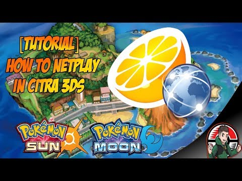 How To Battle Online in Pokemon Sun & Moon [Full Guide] Citra 3DS