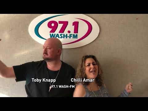 WJLA-TV - Can 97.1 WASH-FM's Toby & Chilli Be American Idols?