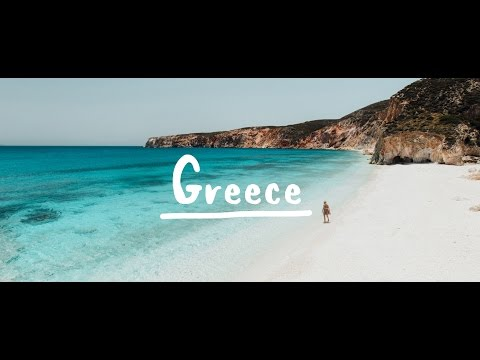 GREECE 2017 - Cyclades Islands | Travel Video