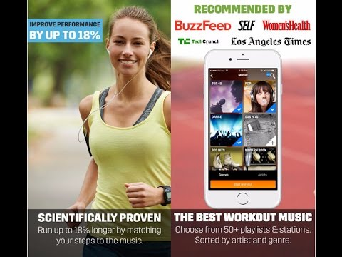 Top 10 Fitness Apps For iphone
