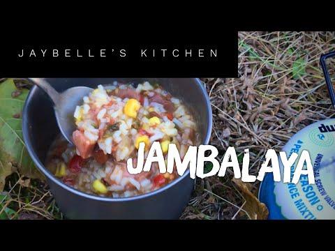 Backpacking Meal Recipe // Jambalaya