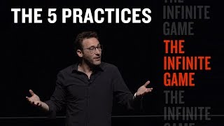 How to lead in The Infinite Game | THE 5 PRACTICES