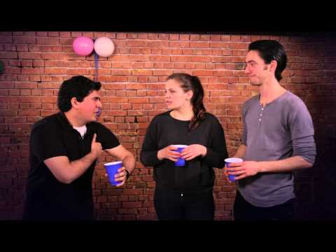 Got social anxiety? The Party