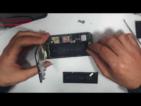 IPhone 5 Not Turning On Or Charging Fixed !