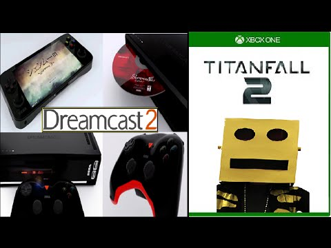 Sega Interested in The Dreamcast 2. Titanfall 2 Will Have A Story. Sony Teases Crash Bandicoot