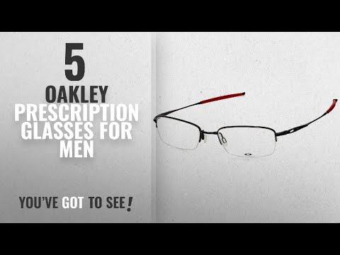 Top 10 Oakley Prescription Glasses For Men [ Winter 2018 ]: Oakley Prescription Eyeglasses OX3133 -