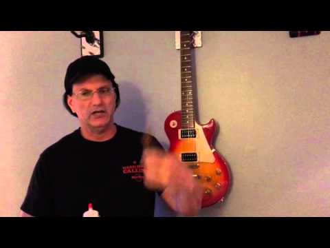 How to care for your Guitar or Bass or....