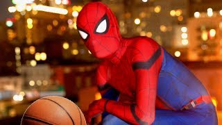 Spiderman Basketball Episodes 10 and 11 Coming Soon