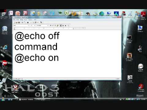 How to get command prompt at school