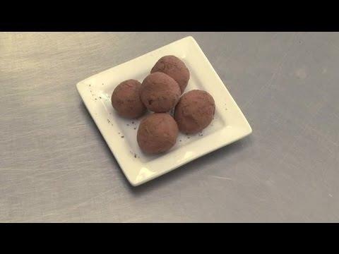 Chocolate Cherry Truffle Dessert Recipe : Chocolate Candy Creations