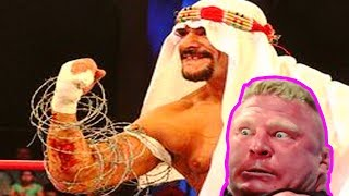10 WWE Wrestlers Who Are LEGIT Badasses in Real Life