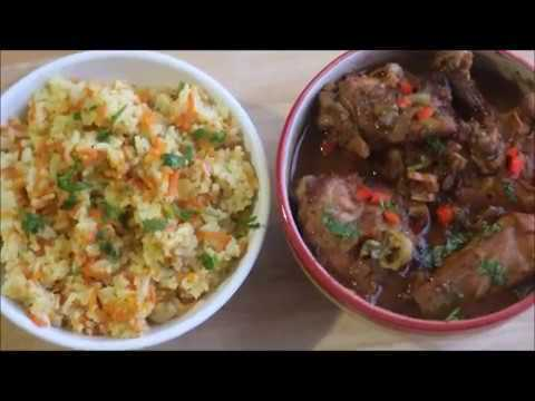 My Carrot Rice Recipe
