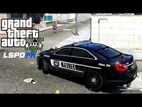 GTA 5 LSPDFR 0.3.1 - EPiSODE 99  - LET'S BE COPS - CITY PATROL (GTA 5 PC POLICE MODS)