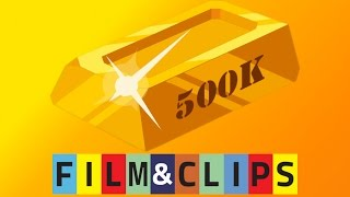 500K SUBSCRIBERS - THANK YOU ALL! Showreel by Film&Clips