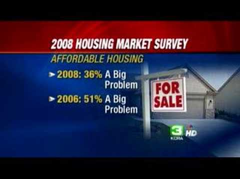 Survey: Many Worried About Housing Market