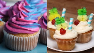 Download Cupcake Recipes To Impress Your Crafty Friends • Tasty Video