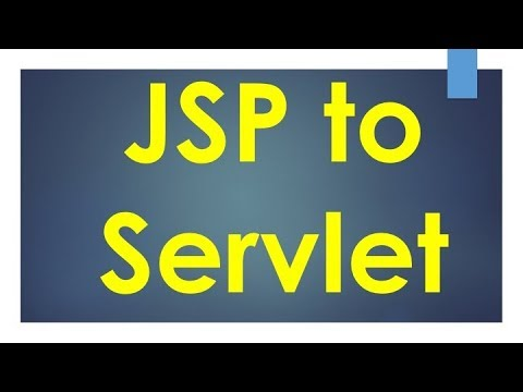 JSP to Servlet Conversion Practical