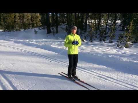 4 Tips for Beginner Diagonal Stride, Classic Skiing