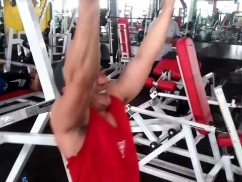 how to get a v taper wide back lower lats