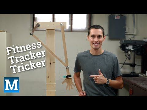 How to Make a Fitness Tracker Tricker