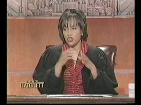 Me On Judge Hatchett
