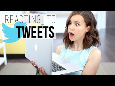 REACTING TO MY OLD TWEETS! // #5MFU