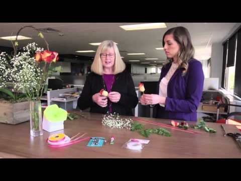 Prom 2015: How to make a boutonnière