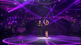 Darko Lazic i Ana Sevic - Ti si ta - FS - (TV Prva 18.02.2015.)