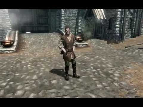 Skyrim - How to Change What NPCs Wear With Console