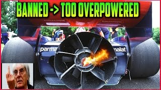 """BANNED Race Cars 