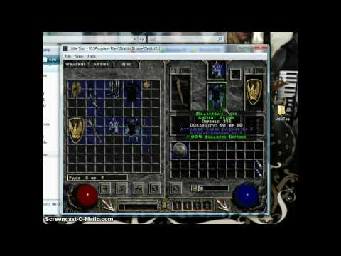 Diablo 2 how to use udietoo