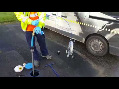 Severn Trent use the PipeMic from MANS LS to prove to boundary