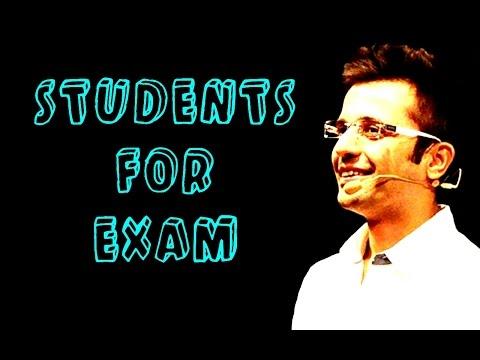 Students for exam study Motivational speech - by (ft.sandeep maheshwari) ! Hindi