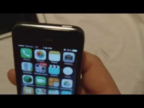 Does Verizon iPhone 5S sim card work in the ipad mini? YES! (Voice tutorial)