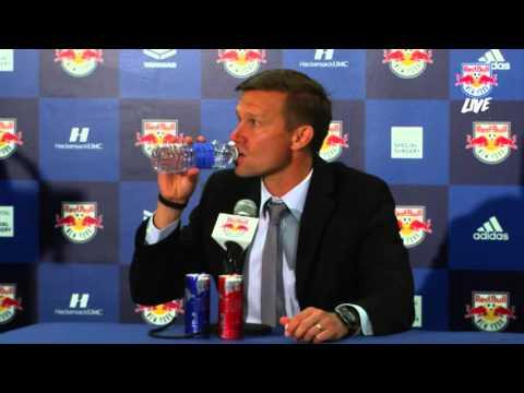 PRESS CONFERENCE: New York Red Bulls vs. FC Dallas
