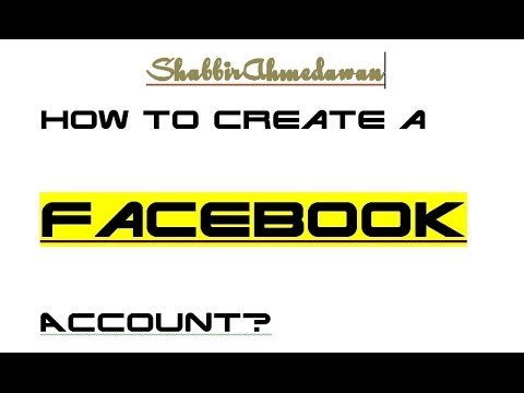 create new  fb account 2016:step by step:create facebook account 2016