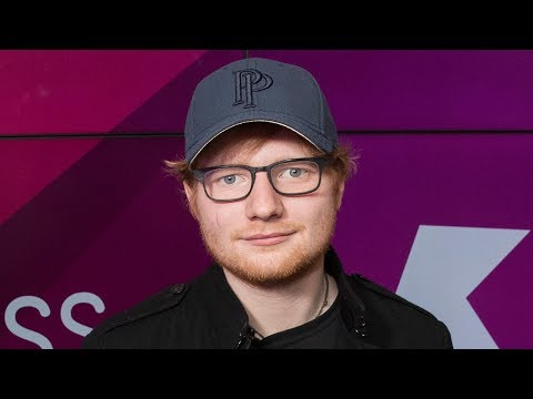 Ed Sheeran Reveals Secret Struggle With Substance Abuse