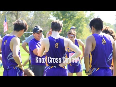 Knox College Cross Country - Bradley Pink Classic