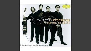 Schubert String Quintet In C D 956  3 Scherzo Presto  Trio Andante Sostenuto
