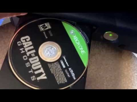 What happens when you put a Xbox one game in a Xbox 360??????