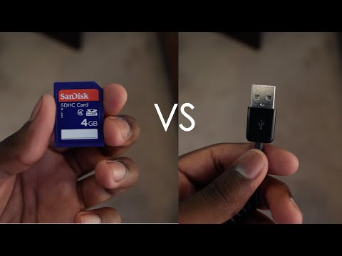Explained: SD Cards vs. USB