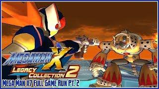MegaMan X7 Full Game Videos - 9tube tv